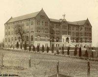 Marist Hall