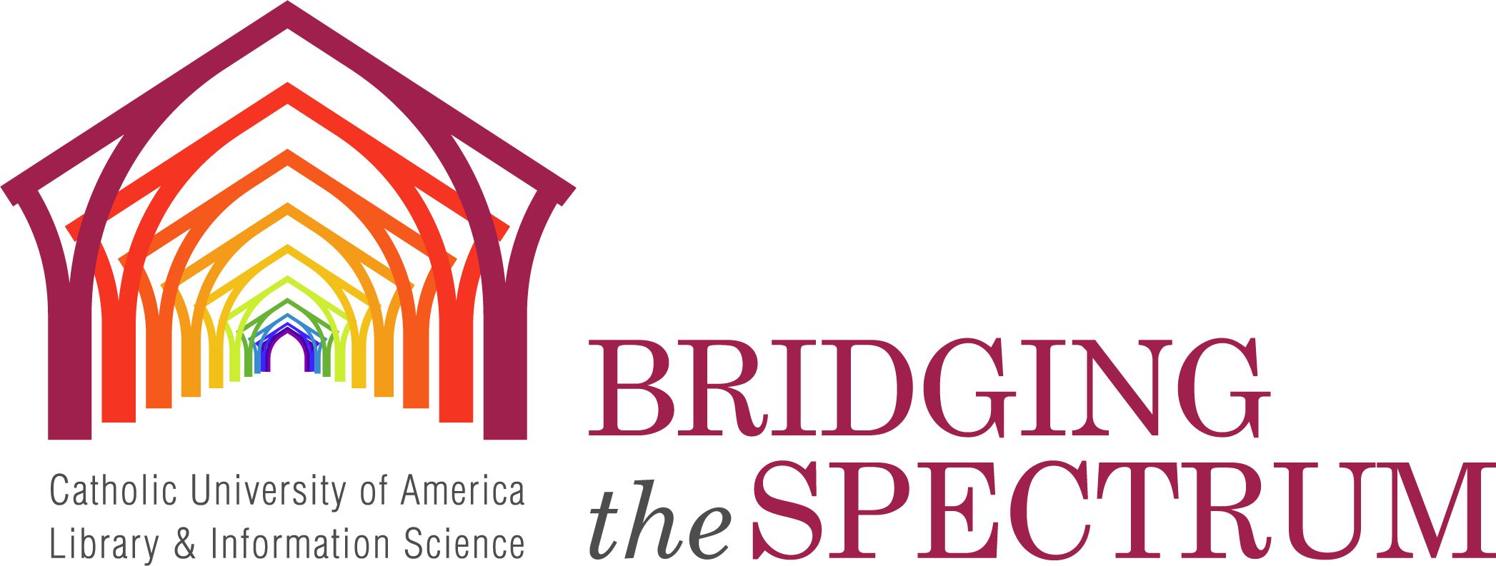 Bridging the Spectrum logo